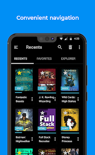 FullReader – e-book reader MOD (Premium) 1