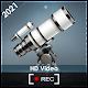fotocamera HD ad alto zoom del grande telescopio per PC Windows