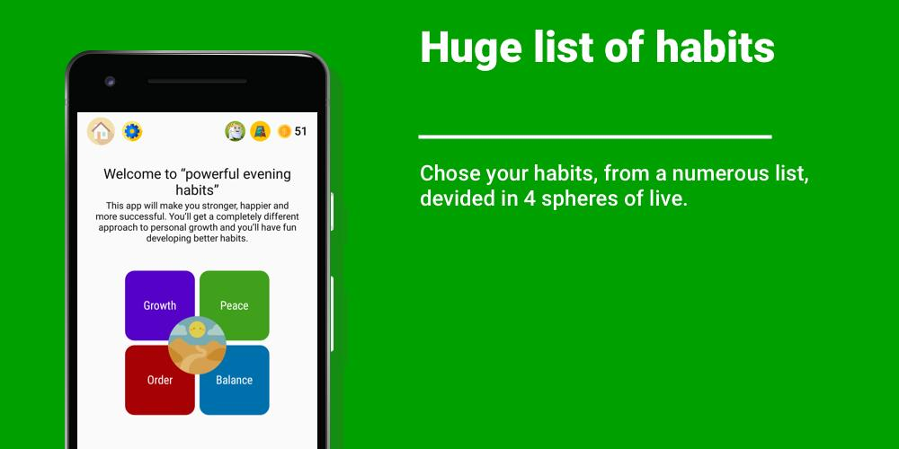 The Best Evening Healthy Habits Planner & Tracker