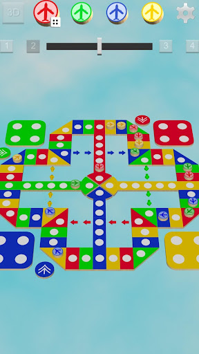 Ludo 3D - Chinese Aeroplane Ludo Chess apkmr screenshots 11