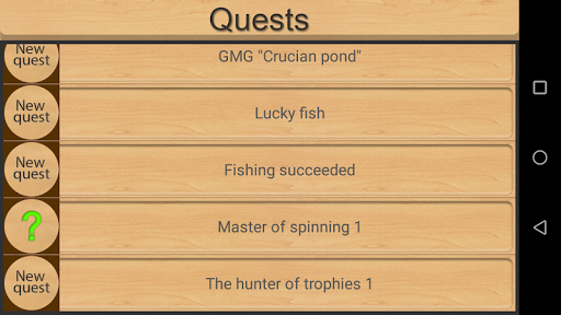 True Fishing (key). Fishing simulator 1.14.1.636 screenshots 15