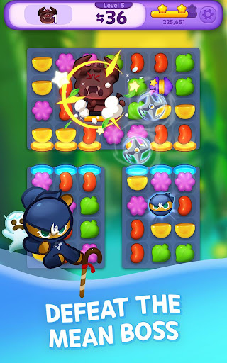Cookie Run: Puzzle World 2.4.0 screenshots 3