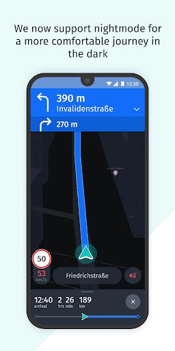 HERE WeGo Maps & Navigation android2mod screenshots 8