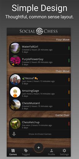 SocialChess - Online Chess apkdebit screenshots 7