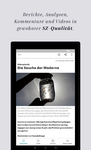 SZ.de - Nachrichten - Süddeutsche Zeitung  screenshots 13