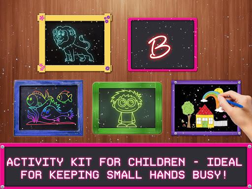Kids Magic Slate Simulator - Toddlers Drawing Pad  screenshots 18