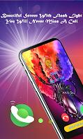 MagiCall - Color Phone Call Screen Theme LED Flash