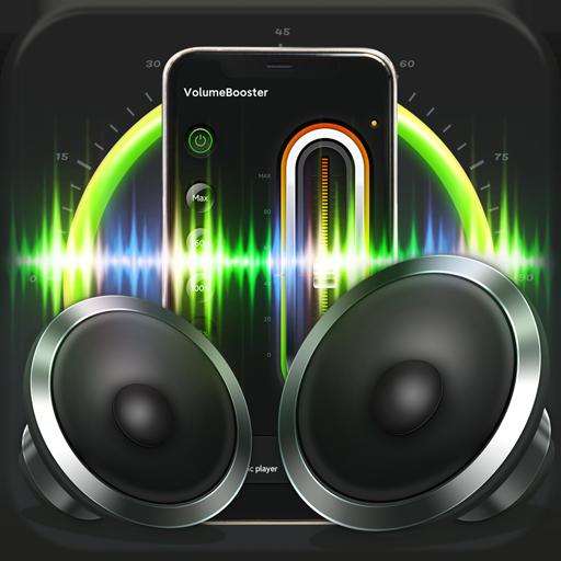 Booster de volum - Difuzor cu sunet suplimentar