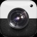 白黒カメラ