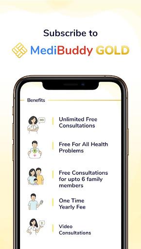 MediBuddy -Consult Doctor Online, Book Blood Test apktram screenshots 6