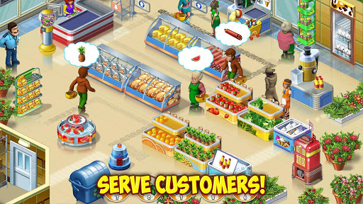 Supermarket Mania Journey 3.9.1100 Screenshots 14