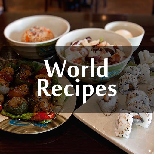 Baixar All free Recipes : World Cuisines para Android