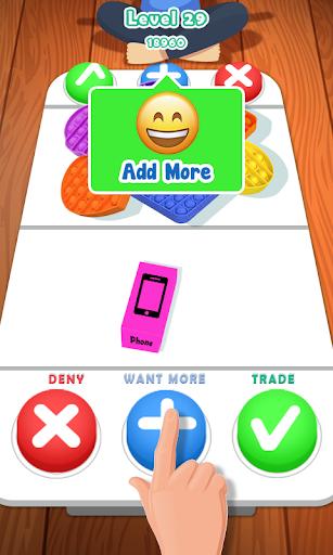 Fidget Trading! pop it Fidget toys 3D Puppet games 1.0.3 screenshots 3