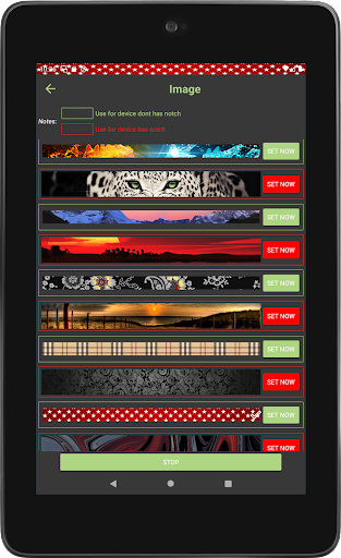 Color status bar - Customized Color & Wallpaper 47 screenshots 15