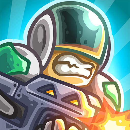 Iron Marines: RTS Offline Real Time Strategy Game