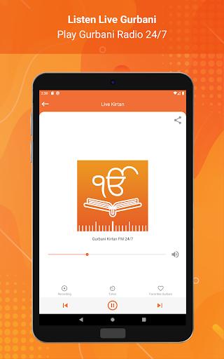 Sikh World - Nitnem & Live Gurbani Radio android2mod screenshots 14