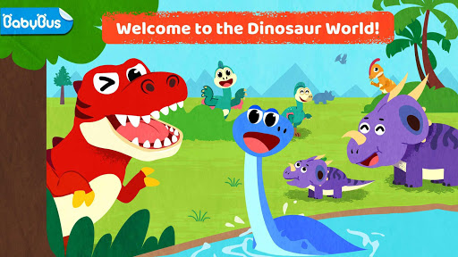 Baby Panda's Dinosaur World 8.53.14.01 screenshots 1
