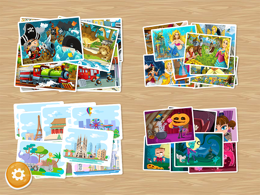 Kids Puzzles Games FREE  screenshots 19