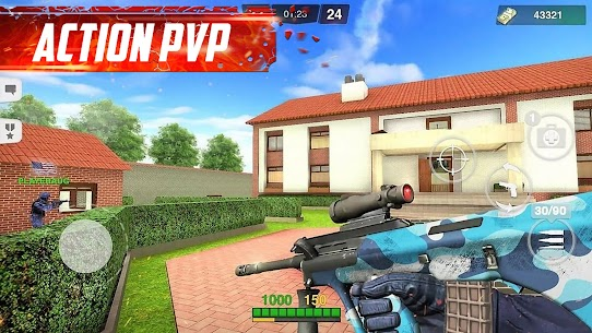 Special Ops FPS PvP War-Online gun shooting games 2