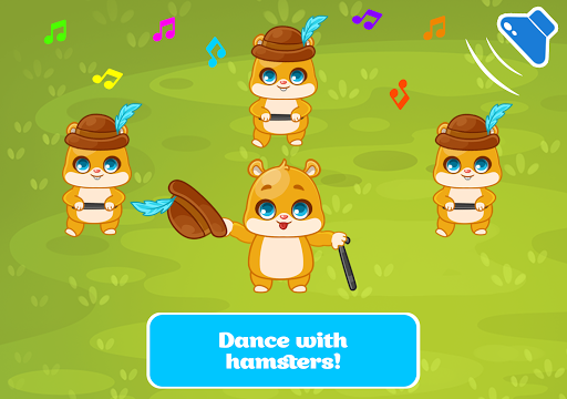 Babyphone - baby music games with Animals, Numbers 2.1.2 Screenshots 14