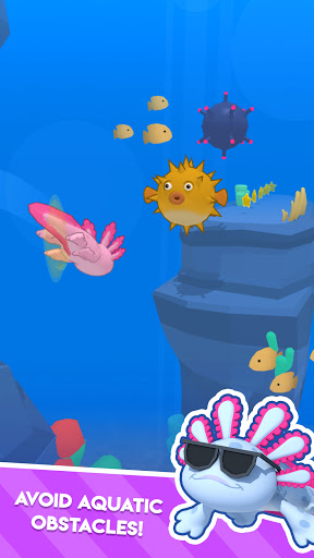Axolotl Rush apkdebit screenshots 3