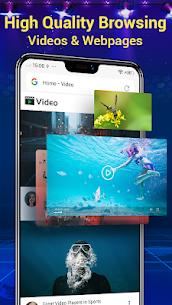 Web Browser & Fast Explorer 3