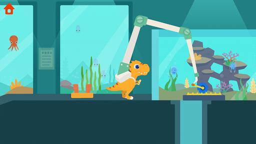 Dinosaur Aqua Adventure - Ocean Games for kids  screenshots 5