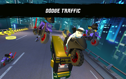 LEGOu00ae NINJAGOu00ae: Ride Ninja 20.5.430 Screenshots 11