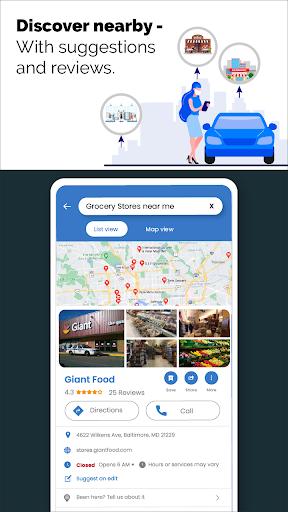 GPS Live Navigation, Maps, Directions and Explore  Screenshots 23