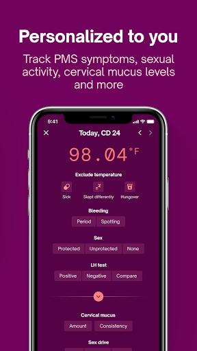 Natural Cycles - Birth Control App 4.0.6 Screenshots 6