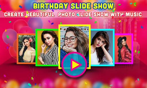 Birthday Video Maker with Song and Name 2021 android2mod screenshots 3