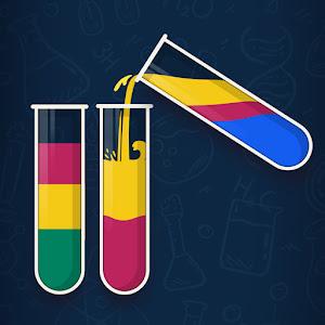 Sort Water Puzzle  Color Liquid Sorting Game