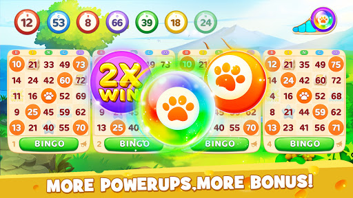 Bingo Wild-Free BINGO Games Online: Fun Bingo Game  screenshots 7