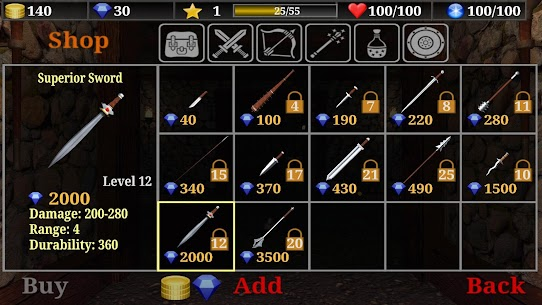 Old Gold 3D: Dungeon For Pc (Windows And Mac) Free Download 2