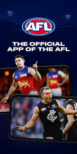AFL Live Official App  screenshots 1