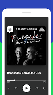 Spotify: Free Music and Podcasts Streaming 3