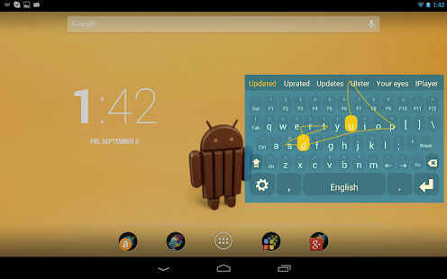 Multiling O Keyboard + emoji screenshots 19