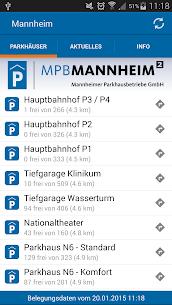 Parken in Mannheim 2.0.0 Download APK Mod 1