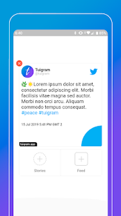 Tuigram - Share tweets on instagram