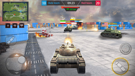 Furious Tank: War of Worlds 1.7.0 screenshots 7