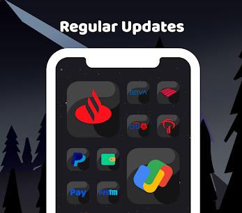 Anubis Black – Icon Pack Apk 2.1 (Paid) 4