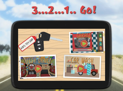 Kids Toy Car Driving Game Free screenshots 10