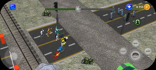 Ben - Super Slime: Endless Arcade Climber Fighting  screenshots 1
