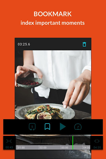 looper! loop, zoom, ab repeat & bookmark videos screenshot 3
