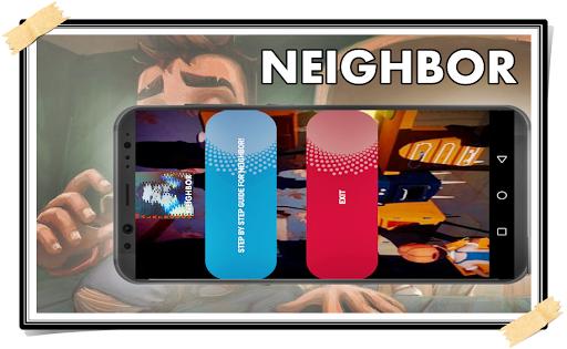 Walktrough the Neighbor Game Scary Guide IV 1.0 Screenshots 4