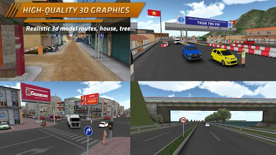 Minibus Simulator Vietnam (MOD, Unlimited Money) For Android 5