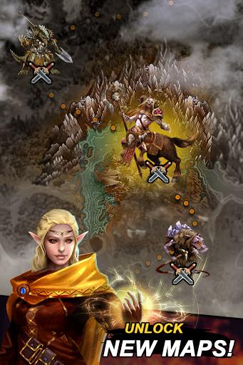 Dungeon Puzzles: Match 3 RPG  screenshots 2