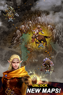 Dungeon Puzzles MOD APK (MOD Menu/High DMG) Download 2