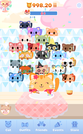 Greedy Cats: Kitty Clicker 1.4.0 screenshots 21