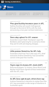 AFL Live Scores  For Pc (Windows 7, 8, 10 And Mac) 4